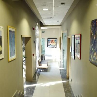 hospital gangway